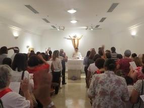Celebração Eucarística em Ação de Graças 40 ANOS SHOPPING DA BAHIA