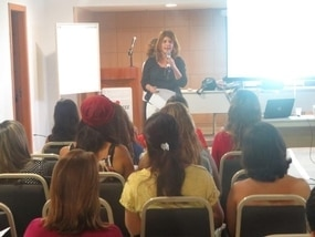 Workshop de Visual Merchandising com Cristiane Gurgel