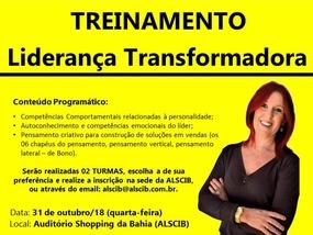 Treinamento Liderança Transformadora