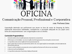 OFICINA Comunicação Pessoal, Profissional e Corporativa