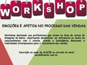 Workshop: Emoções e Afetos no Processo das Vendas