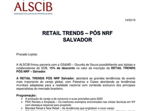 Retail Trends Pós NRF Salvador