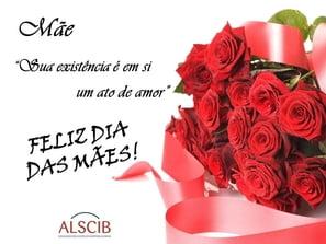 Desejamos a todos um Feliz Dia dos Mães!