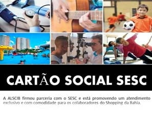 Cartão Social SESC