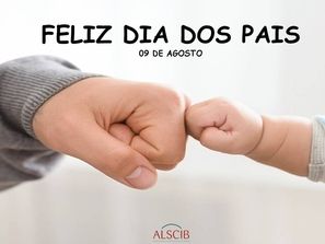Desejamos um Feliz Dia dos Pais